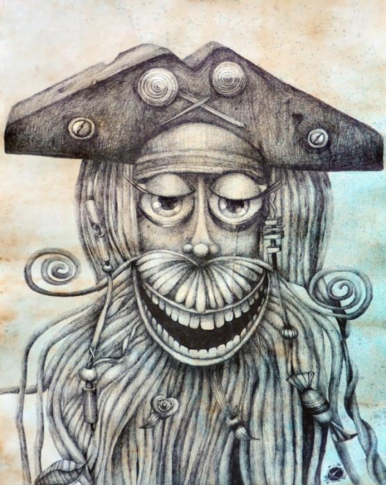 Captain Noodle
